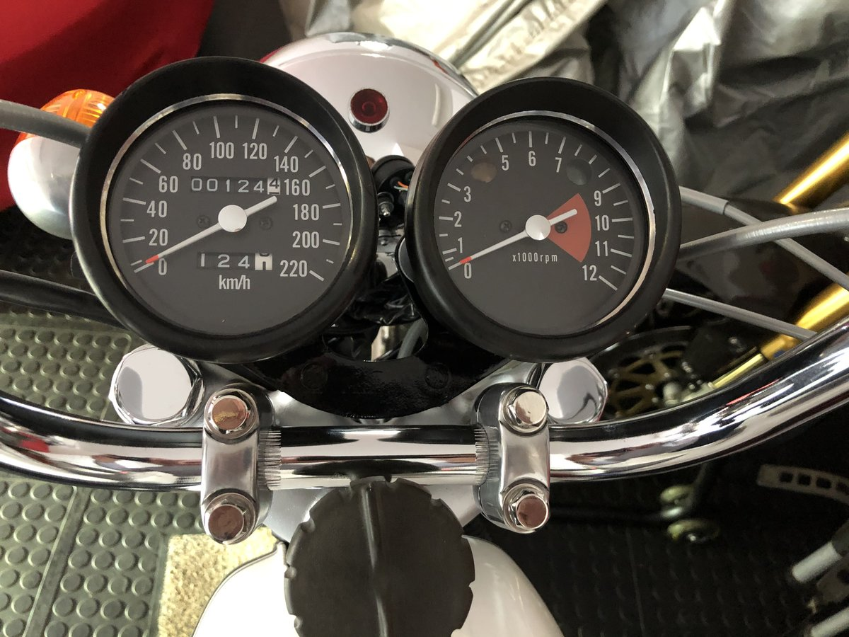 1969 Kawasaki H1 For Sale (picture 5 of 5)