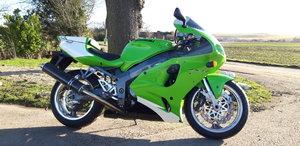 1999 Kawasaki ZX7 P4 For Sale