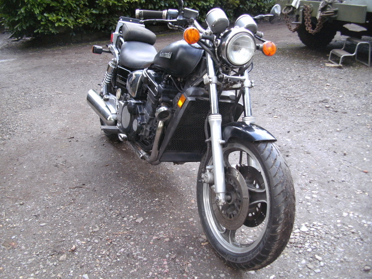 1986 Kawasaki ZL900 Eliminator For Sale (picture 3 of 6)