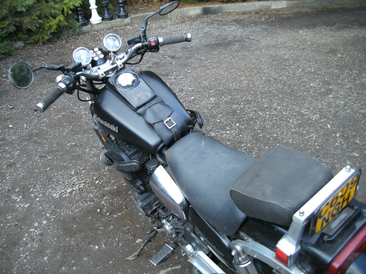 1986 Kawasaki ZL900 Eliminator For Sale (picture 4 of 6)