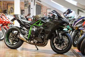 2015 Kawasaki H2 THE ULTIMATE ROAD LEGAL H2R Replica