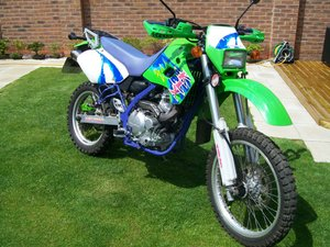 1993 Kawasaki klx 650 For Sale