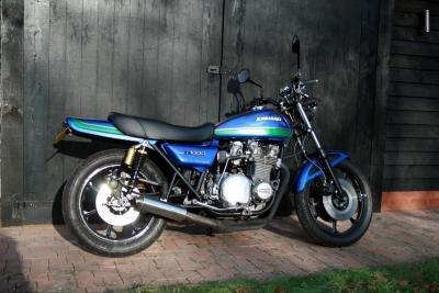 1978 Kawasaki KZ1000 LTD For Sale by Auction