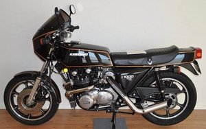 1979 Kawasaki Z1R TC Turbo in excellent condition For Sale