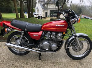 1979 z650B3 very low mileage For Sale