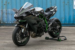 2015 Kawasaki Ninja H2R For Sale