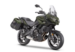 New 2020 Kawasaki Versys 650 FREE Tourer Upgrade & 0%APR