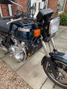 1984 Kawasaki Z1300 A1 UK Model