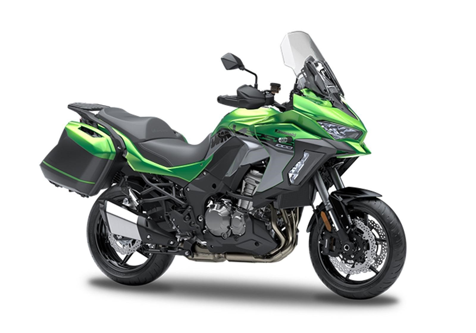 New 2020 Kawasaki Versys1000SE Tourer*£800 Paid&Free Deliver For Sale (picture 1 of 6)