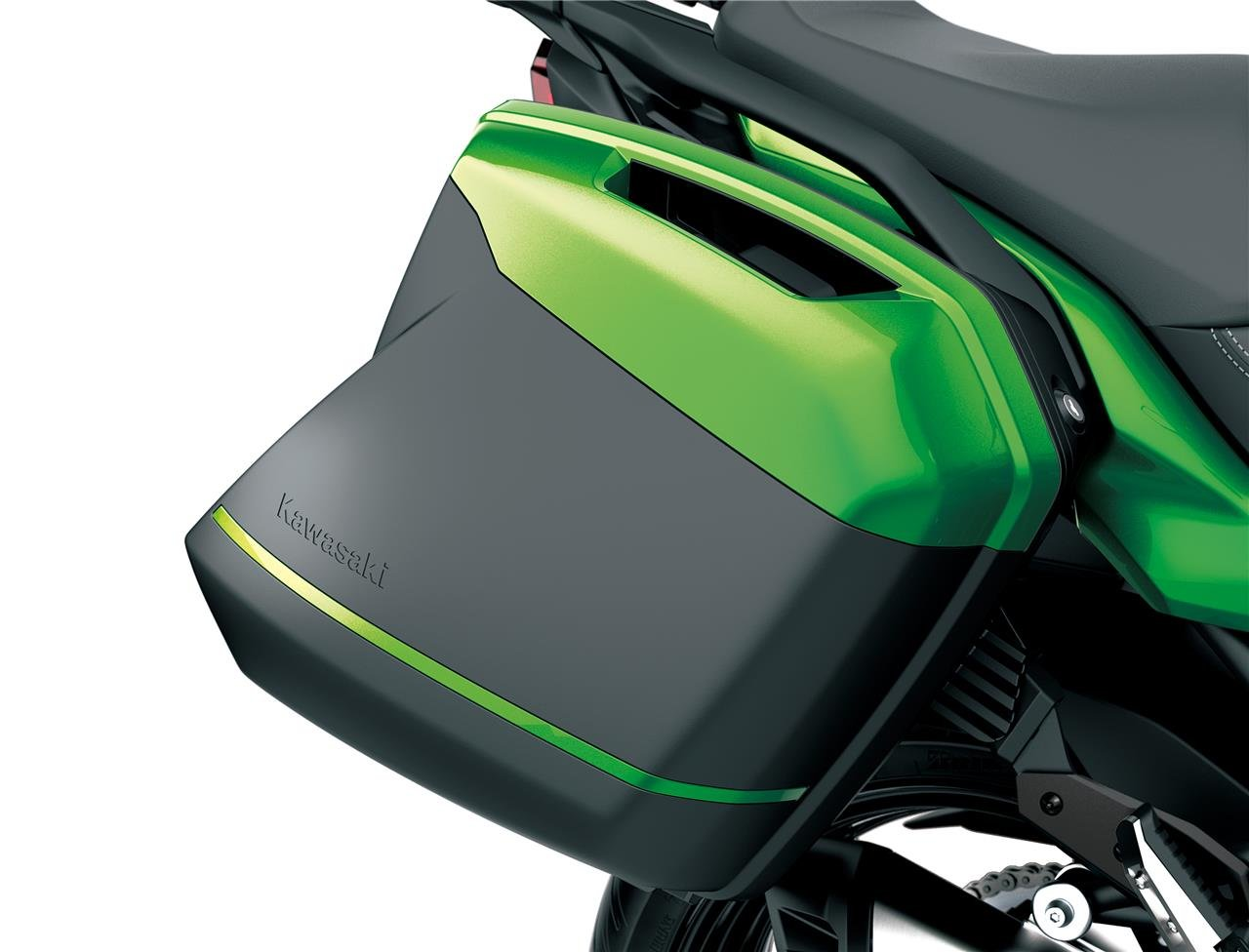 New 2020 Kawasaki Versys1000SE Tourer*£800 Paid&Free Deliver For Sale (picture 3 of 6)