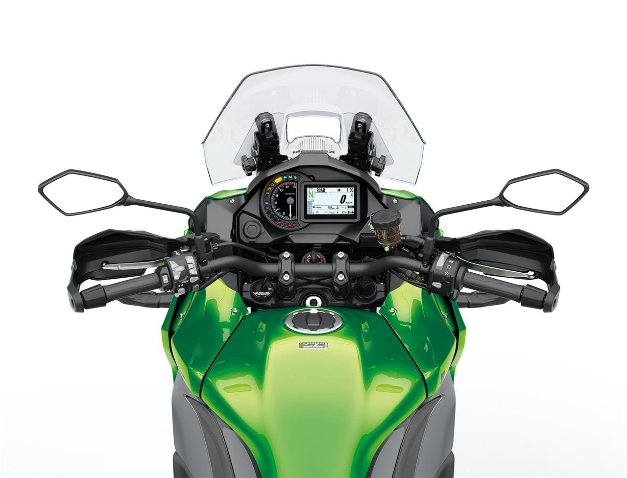 New 2020 Kawasaki Versys1000SE Tourer*£800 Paid&Free Deliver For Sale (picture 6 of 6)