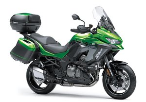 New 2020 Kawasaki Versys 1000 SE GT **£800 PAID**