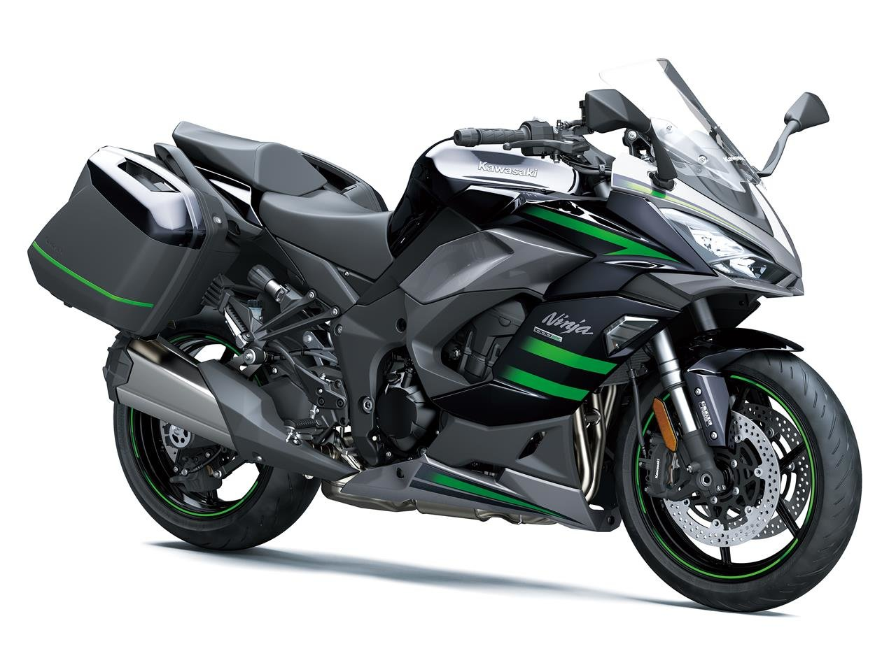 New 2020 Kawasaki Ninja 1000 SX SE Tourer**FREE DELIVERY** For Sale (picture 1 of 6)
