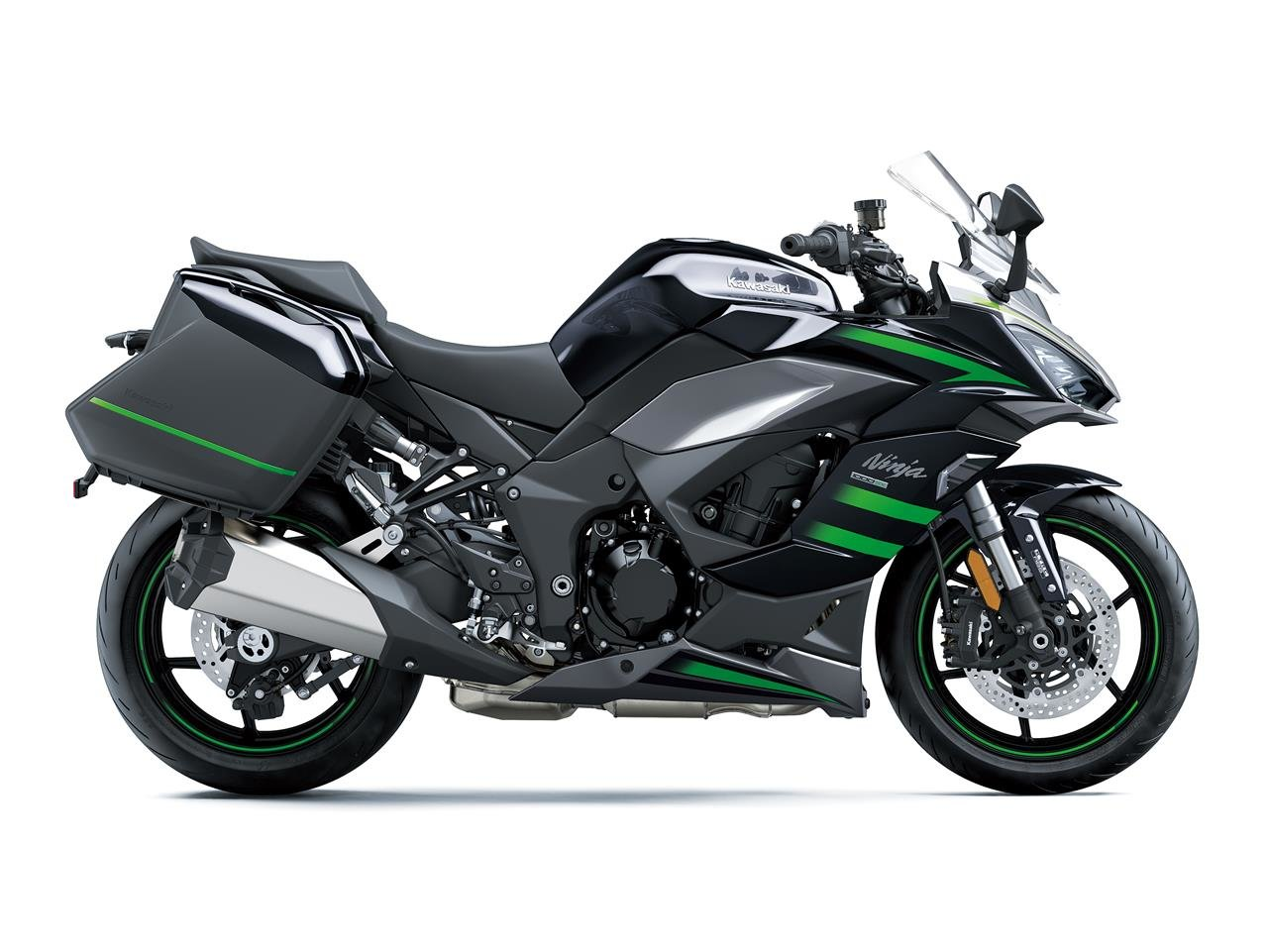 New 2020 Kawasaki Ninja 1000 SX SE Tourer**FREE DELIVERY** For Sale (picture 2 of 6)