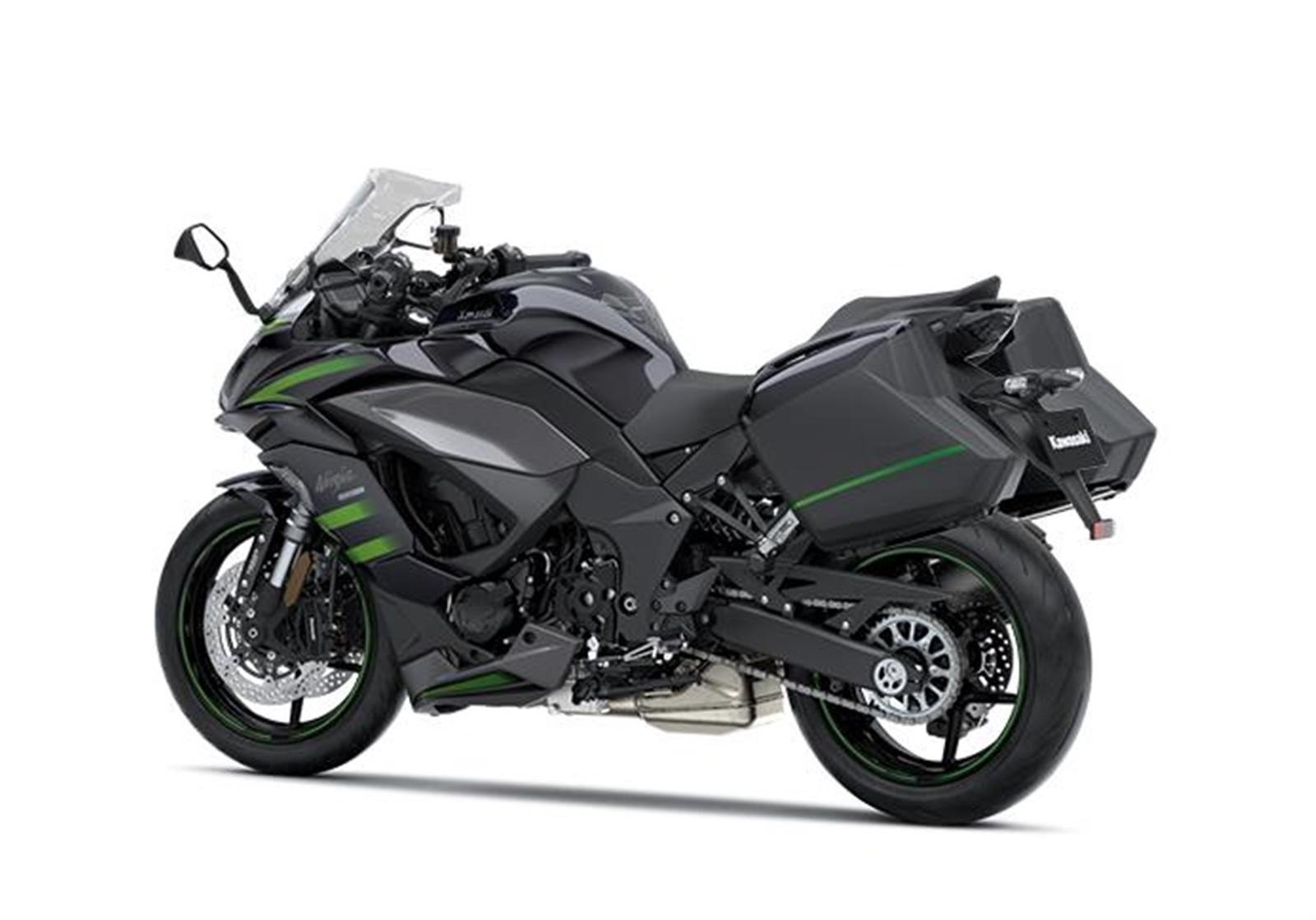 New 2020 Kawasaki Ninja 1000 SX SE Tourer**FREE DELIVERY** For Sale (picture 3 of 6)