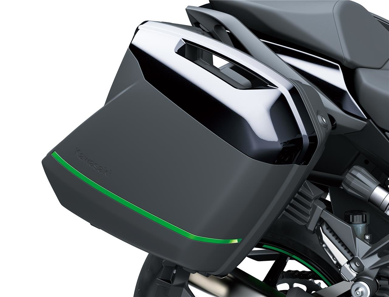 New 2020 Kawasaki Ninja 1000 SX TOURER**FREE DELIVERY** For Sale (picture 3 of 6)