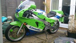 1990 Kawasaki ZXR750 H2
