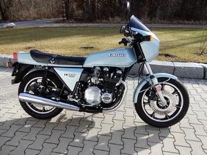 1978 Kawasaki Z1R stunning unrestored and original survivor!