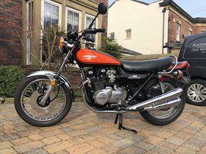 1973 Kawasaki Z1 For Sale by Auction