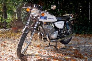 1969 kawasaki h1 500 mach3