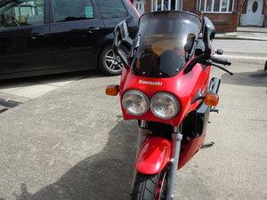 Kawasaki GPZ900R A7