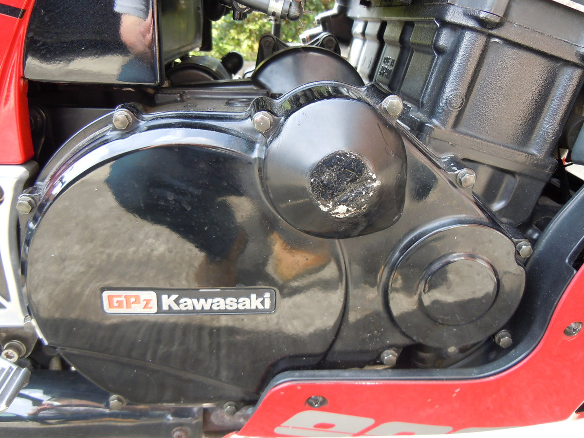 1990 Kawasaki GPZ900R A7  SOLD (picture 6 of 6)
