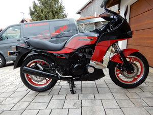 1986 Kawasaki Z750 Turbo GPZ750 Only 7.290 miles! Supernice state For Sale