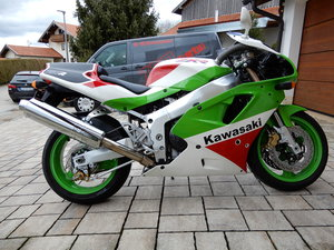 1991 Kawasaki ZXR750 J Fully Restored - Stunning, must see For Sale