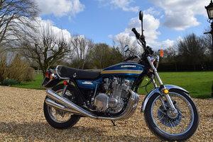 Kawasaki Z1B 900 (1974) Professional Restoration