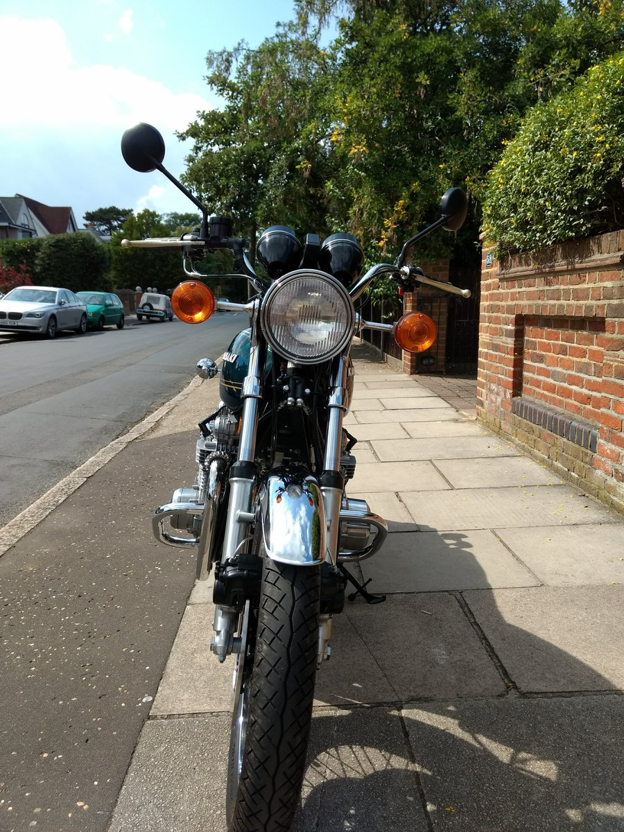 1977 Kawasaki Z1000 UK mint, low mileage SOLD (picture 6 of 6)