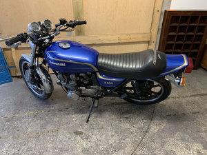 KAWASAKI Z650 C3
