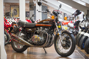 Kawasaki Z1A Stunning 1974 Fully Restored Example