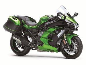 New 2019 Kawasaki Ninja H2 SX SE Tourer **£1,500 Paid **