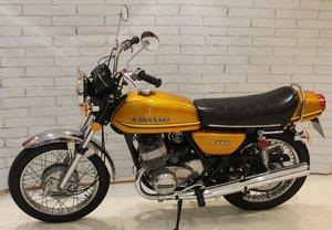 1973 Kawasaki S1A 250 cc 6,800miles SOLD