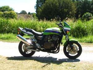 Picture of 2001 Kawasaki zrx1200r **NOW SOLD THANKS**
