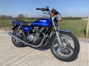 Kawasaki Z650 1979 SOLD
