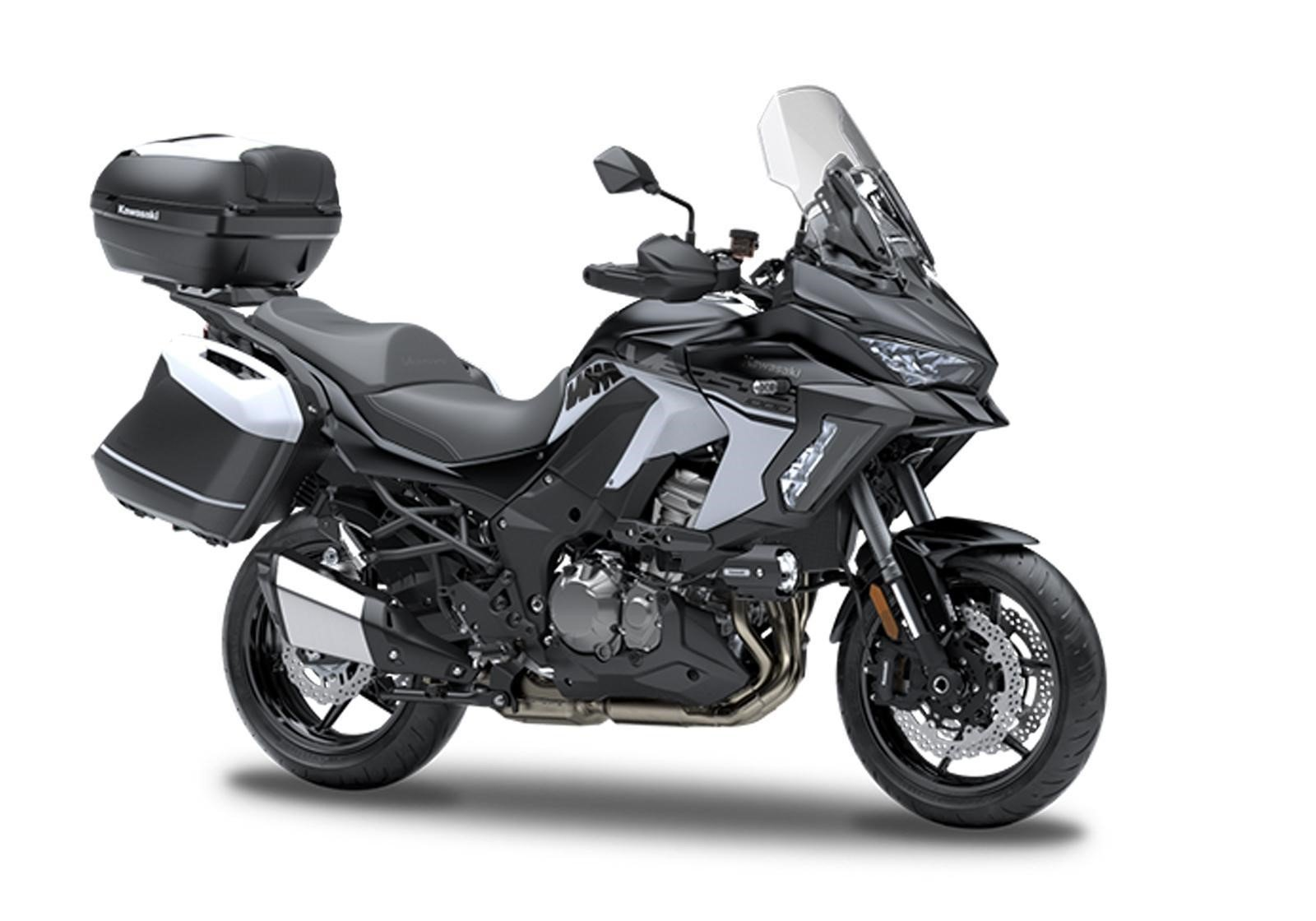 New 2019 Kawasaki Versys 1000 SE GT£1500 Paid,Free Delivery  For Sale (picture 1 of 6)