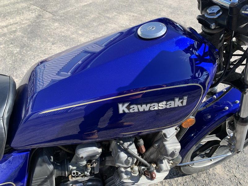 1980 KAWASAKI Z650 SR  For Sale (picture 2 of 6)