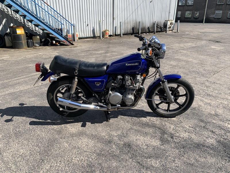 1980 KAWASAKI Z650 SR  For Sale (picture 3 of 6)