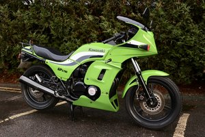 1986 Kawasaki GPZ 750 In Great Condition !!. For Sale