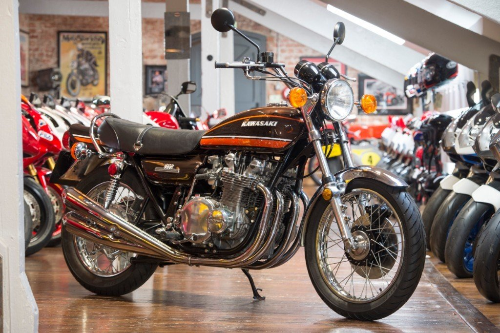 Kawasaki Z1A Stunning 1974 Fully Restored Example For Sale (picture 1 of 6)