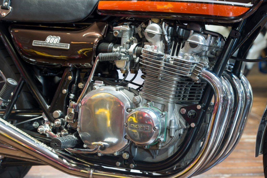 Kawasaki Z1A Stunning 1974 Fully Restored Example For Sale (picture 2 of 6)