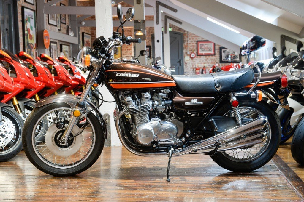Kawasaki Z1A Stunning 1974 Fully Restored Example For Sale (picture 6 of 6)