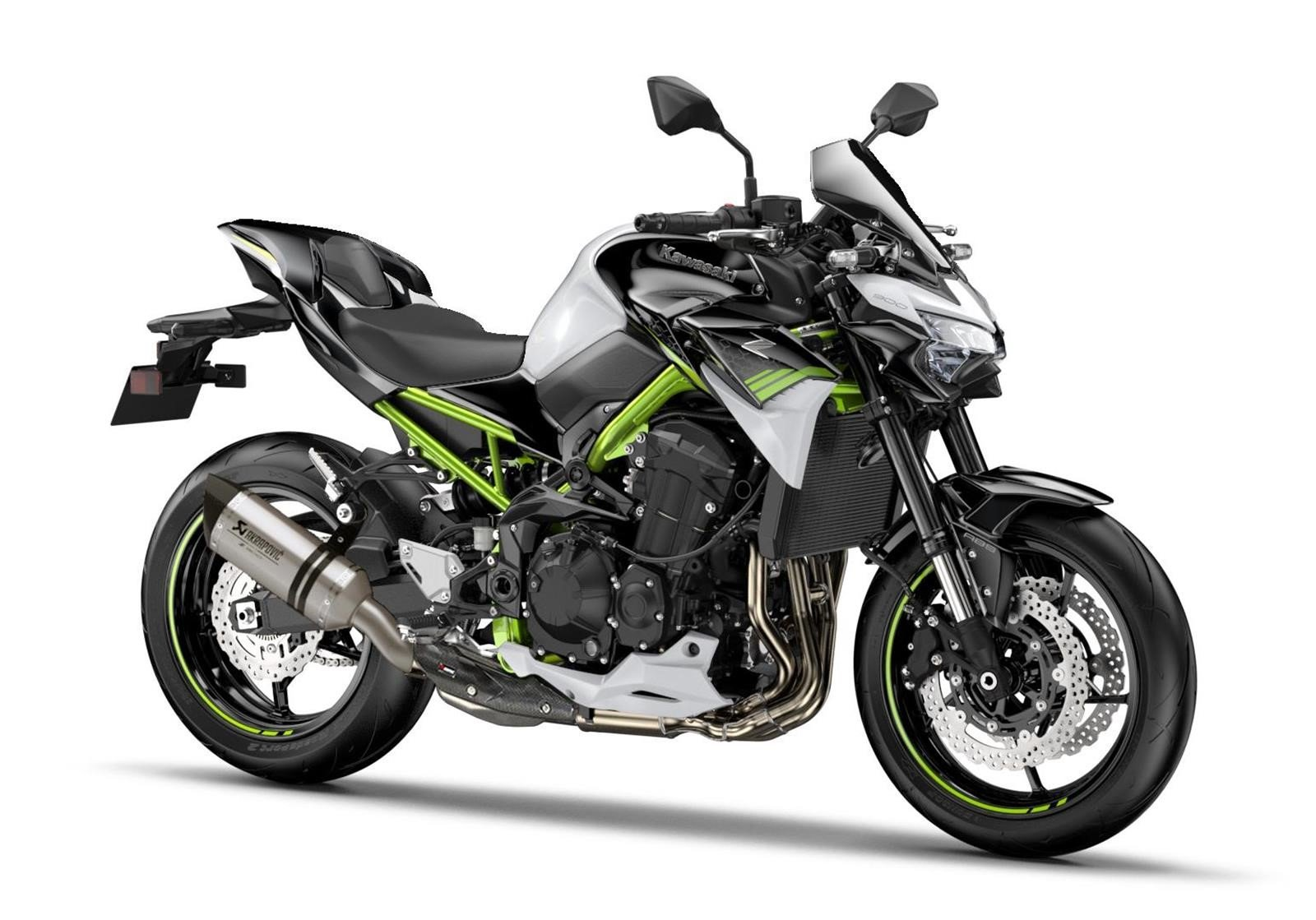 New 2020 Kawasaki Z900 Performance Titanium**FREE Delivery* For Sale (picture 1 of 6)