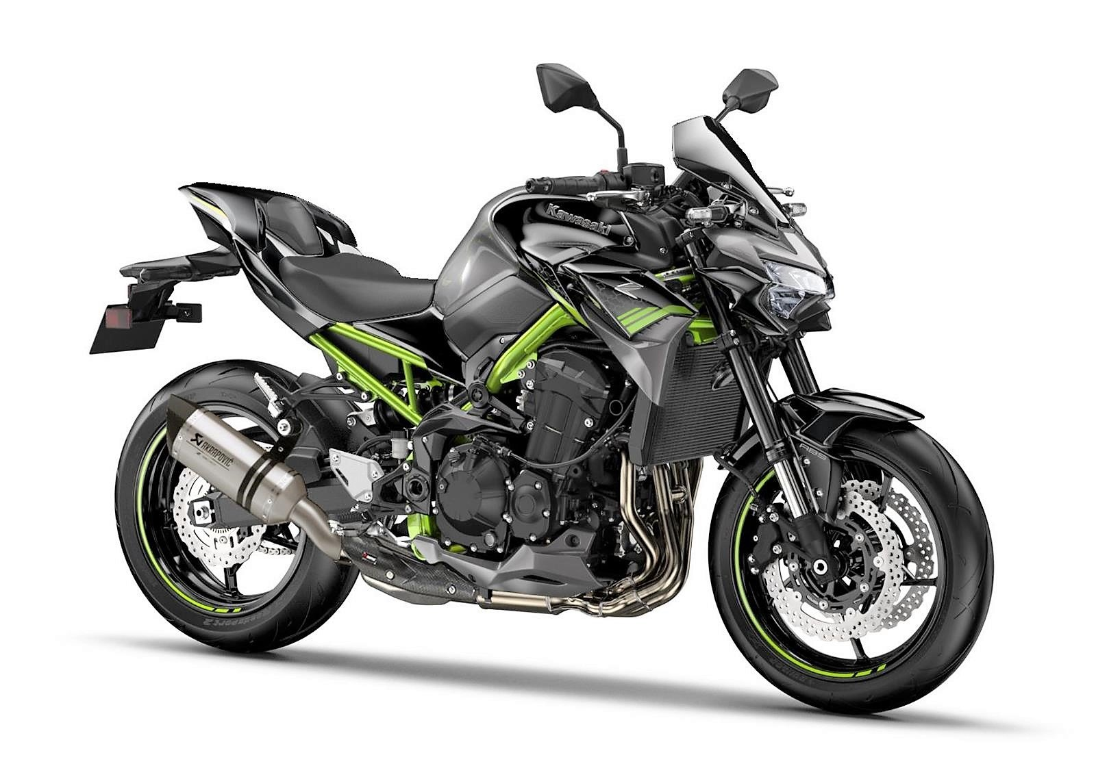 New 2020 Kawasaki Z900 Performance Titanium**FREE Delivery* For Sale (picture 2 of 6)