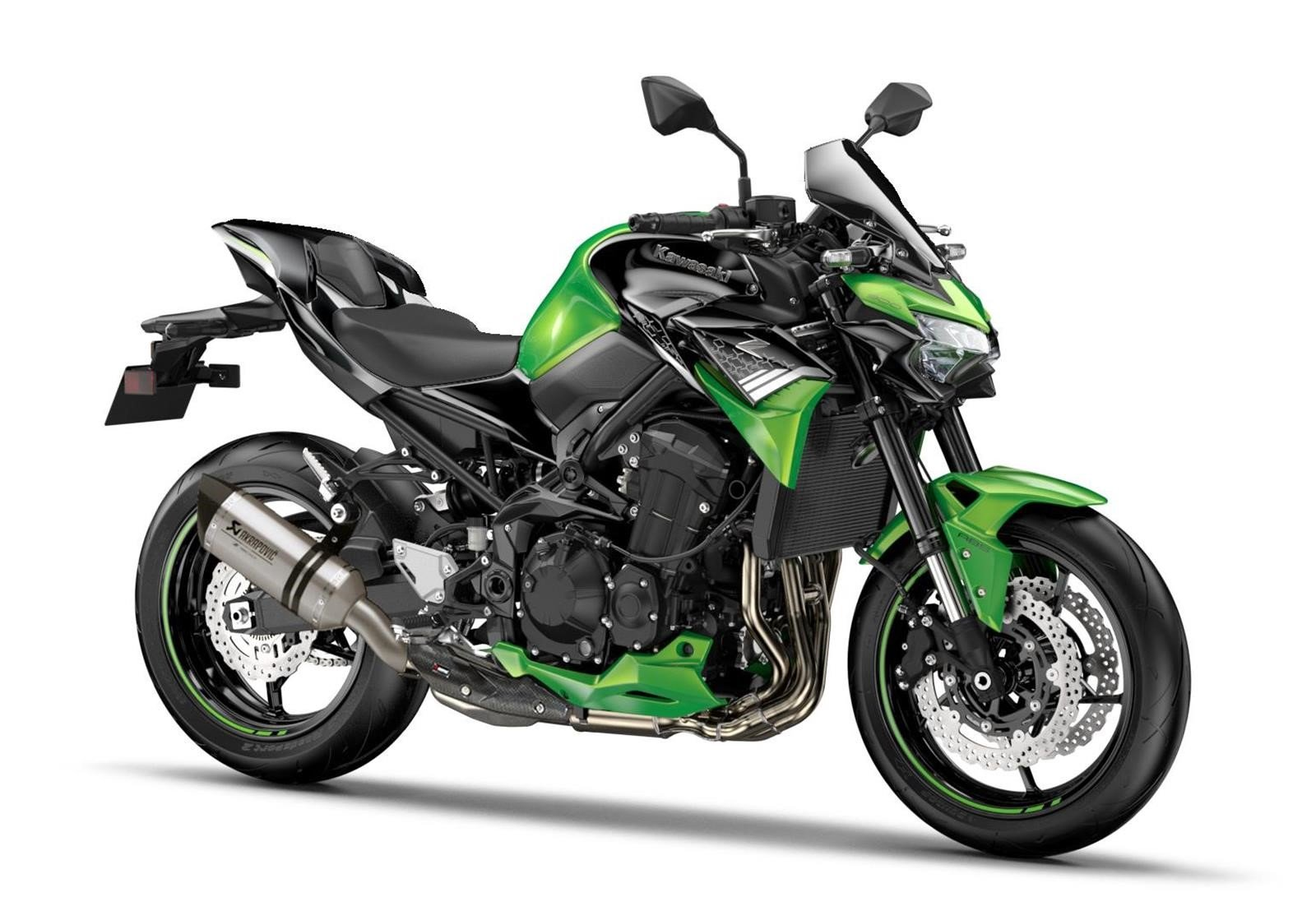 New 2020 Kawasaki Z900 Performance Titanium**FREE Delivery* For Sale (picture 3 of 6)