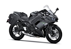 Picture of New 2020 Kawasaki Ninja 650 Touring*LAST 1**BLACK* For Sale