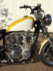 1981 Kawasaki Z650 Bobber Chopper