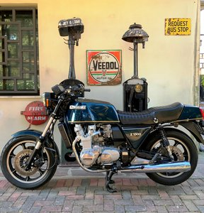 Picture of Kawasaki Z1300 6c. 1980 SOLD