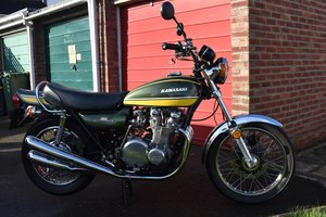1974 Kawasaki Z1A 06/05/20 SOLD by Auction